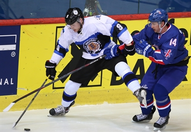 GB edges Estonia