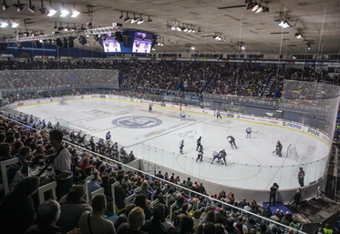 Zagreb welcomes hockey fans
